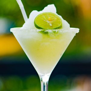 Jalapeño Lime Cilantro Sorbet