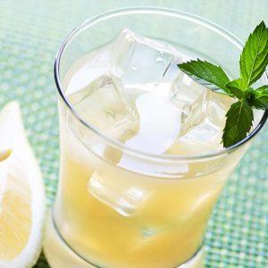 Lemonade Lemongrass Fizz