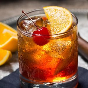Old Fashioned Sour