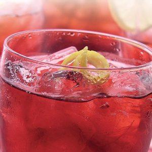 Pomegranate Chiller