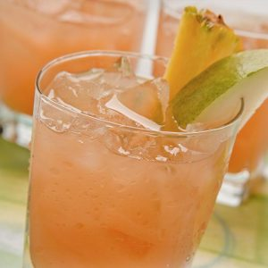 Prickly Pear Passion Fruit Hard Iced Tea
