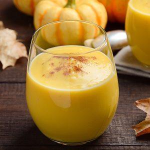 Pumpkin Spiced Colada