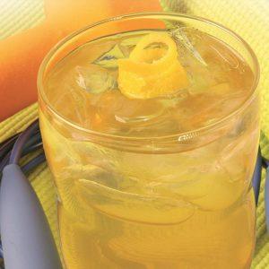 Tropical Green Tea Energy Drink