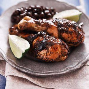 Tropical Jerk Chicken Marinade