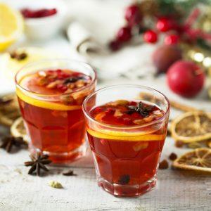 Bourbon Cranberry Spice
