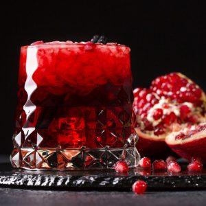 Pomegranate Rose