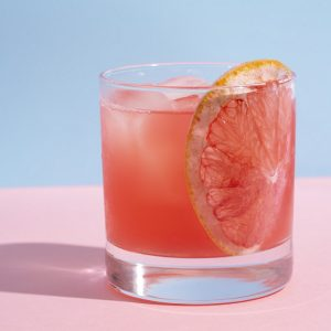 Grapefruit Cucumber Gin Fizz